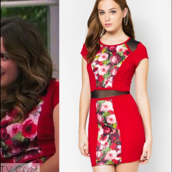d8cee984907f9 Material Girl Dresses   Juniors Small Red Cocktail Dress   Poshmark